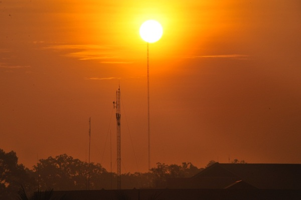 Sunrise 6.49am