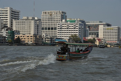 Chao Praya River
