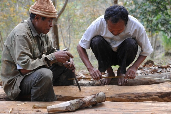 wood carpenters
