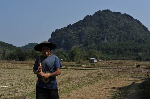 around Muang Ngoi Neua