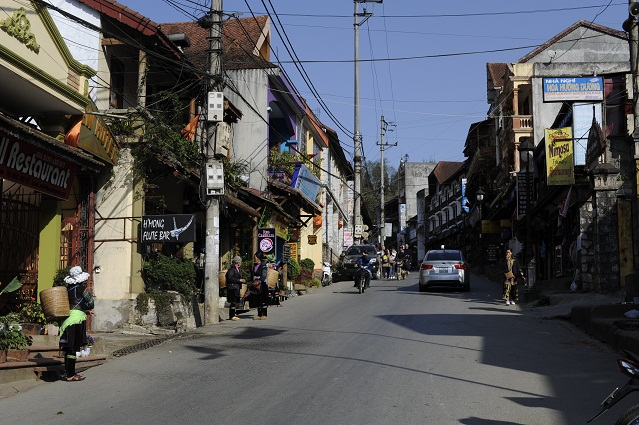 Sapa streets