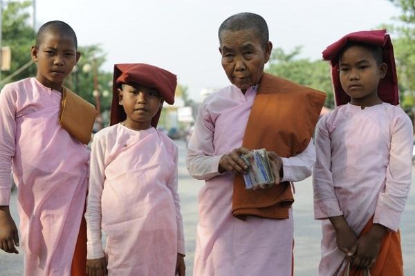 monk women