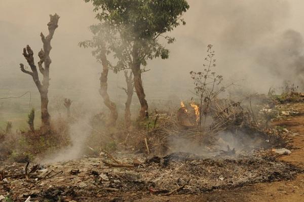 Burning Burma