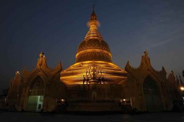 paya near to Shwedagon