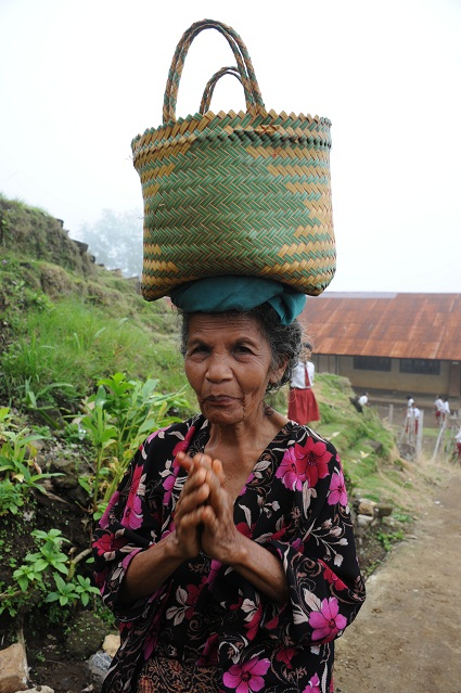 woman in Pemo