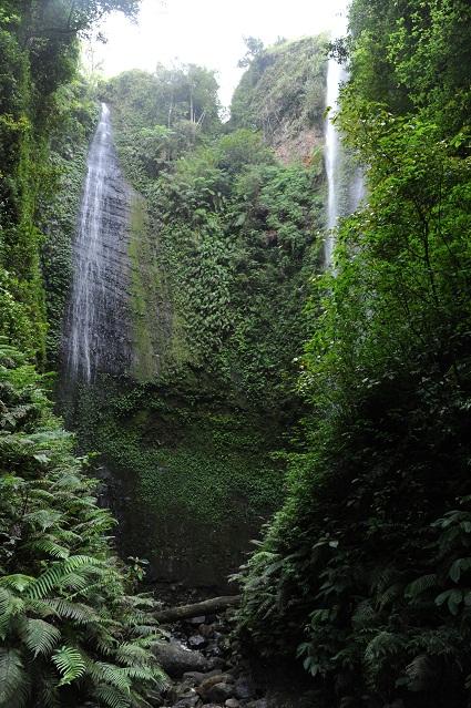 Murusobe waterfall