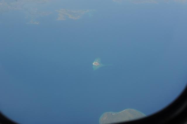 Manta island
