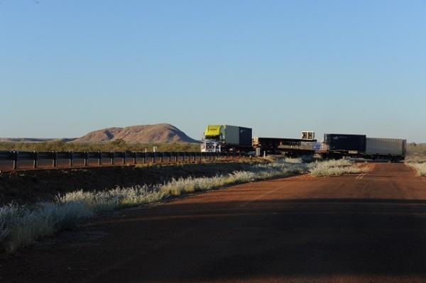 road train