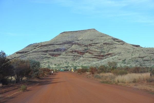 Mount Bruce