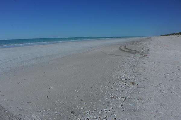 beach right side